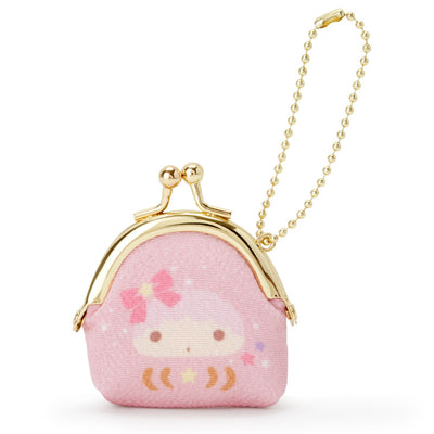 Sanrio Daruma Mini Purse Keychain Little Twin Stars Lala
