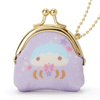 Sanrio Daruma Mini Purse Keychain Little Twin Stars Kiki