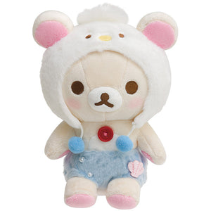 San-X Korilakkuma Vacation Plush Doll