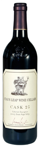 Stag's Leap Wine Cellars Cabernet Sauvignon Cask 23 2015 750ml