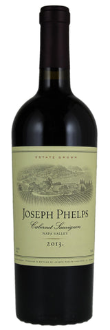 Joseph Phelps Cabernet Sauvignon Napa Valley 2018  750ml