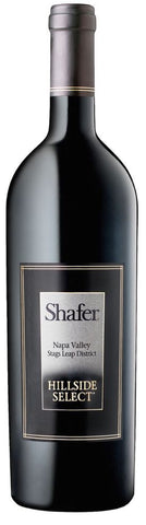 Shafer Cabernet Sauvignon Hillside Select 2014  750ml