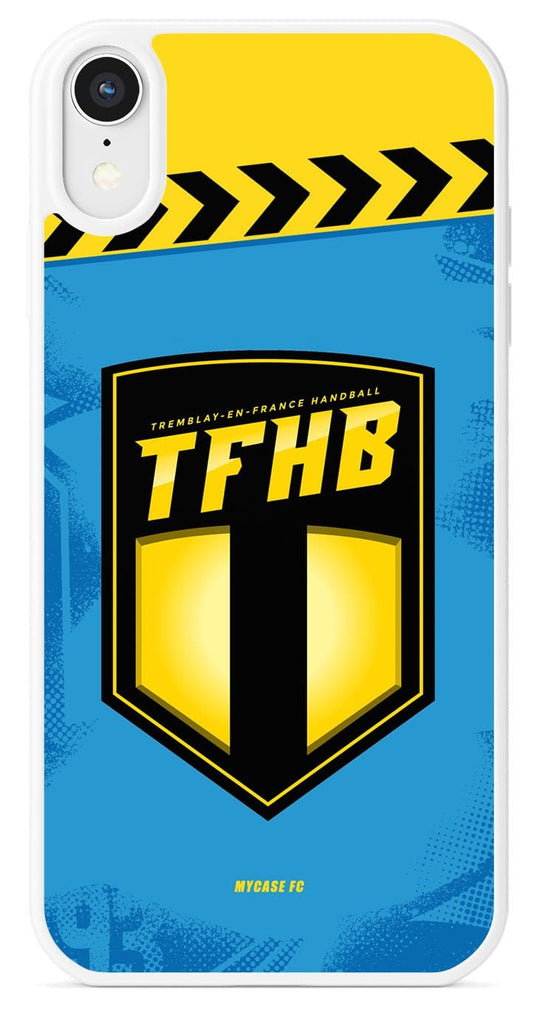 COQUE TREMBLAY-EN-FRANCE HANDBALL - LOGO YABA