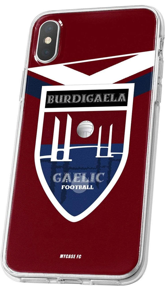 BORDEAUX FOOTBALL GAELIQUE - LOGO - MYCASE FC