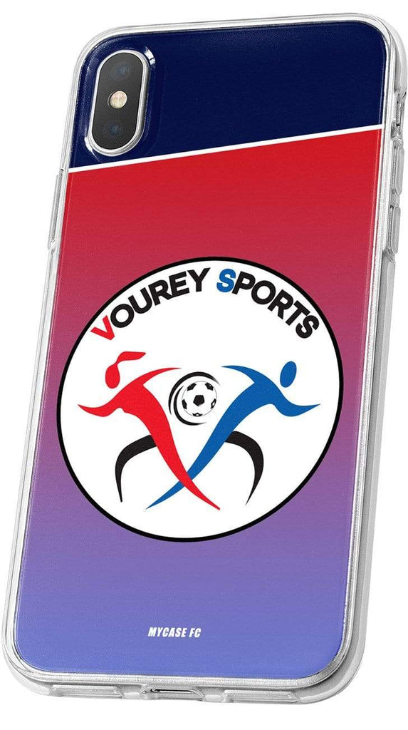 VOUREY SPORTS FOOTBALL - LOGO - MYCASE FC