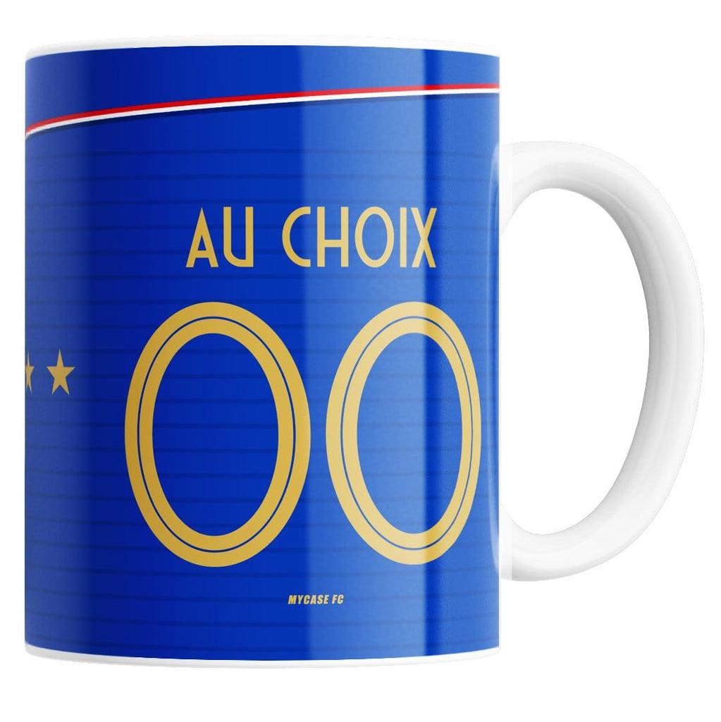 COQUE MUG FRANCE - COLLECTOR