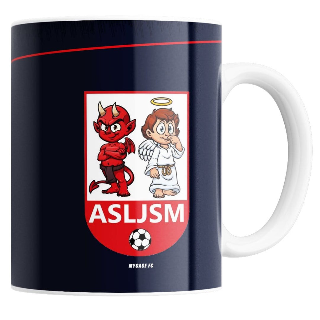 COQUE MUG AS LA JONCHERE SAINT MAURICE - LOGO