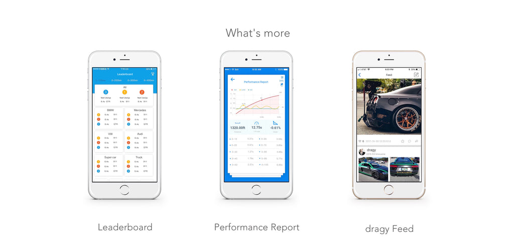 Dragy eu - Measure Your Speed With Our New Accelerometer App