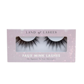 Land of Lashes Aurora Faux Mink Lashes - Klasha