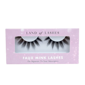 Land of Lashes Paloma Faux Mink Lashes - Klasha
