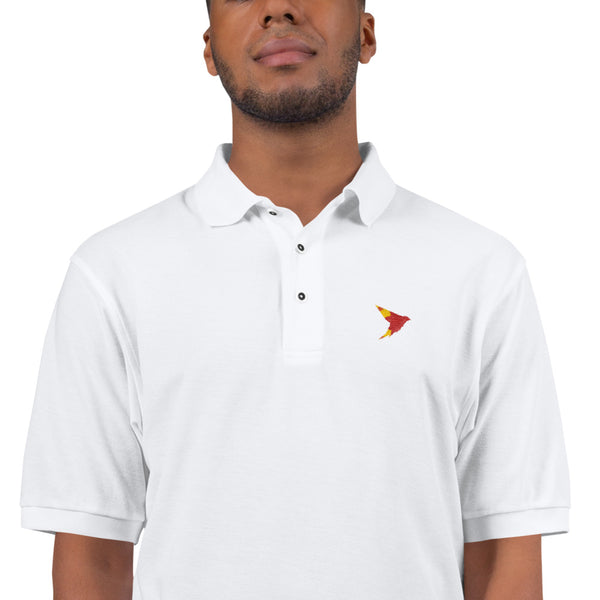 LB Embroidered Polo Shirt