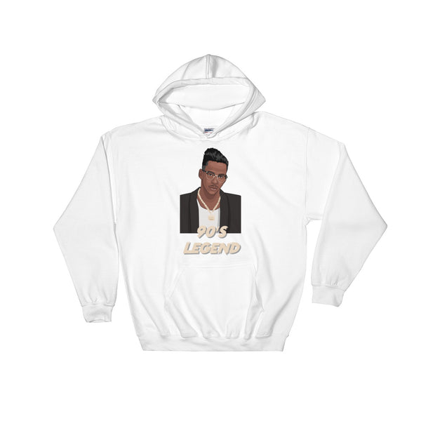 Bobby Brown Hooded Sweatshirt