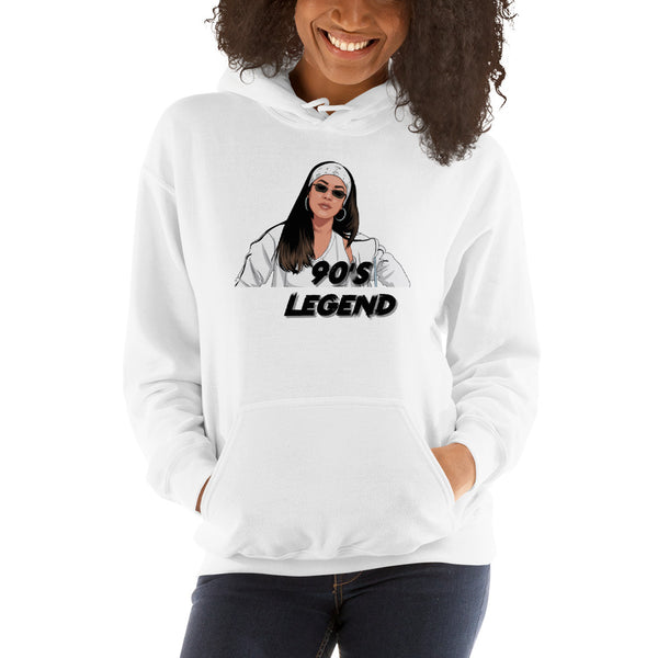 Aaliyah Hooded Sweatshirt