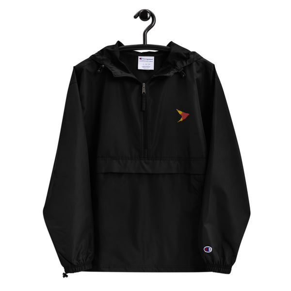 LB Embroidered Champion Packable Jacket