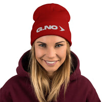 2020 G.No Embroidered Beanie