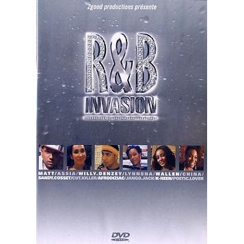 R&B Invasion
