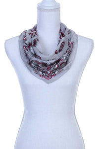 Paisley pattern bandanna scarf - Creole Couture Boutique