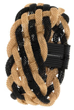 Braided mesh bracelet - Creole Couture Boutique