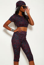 Animal Print, 3 Piece Set - Creole Couture Boutique