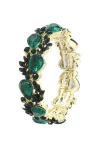 Teardrop Shape Stretch Bracelet - Creole Couture Boutique