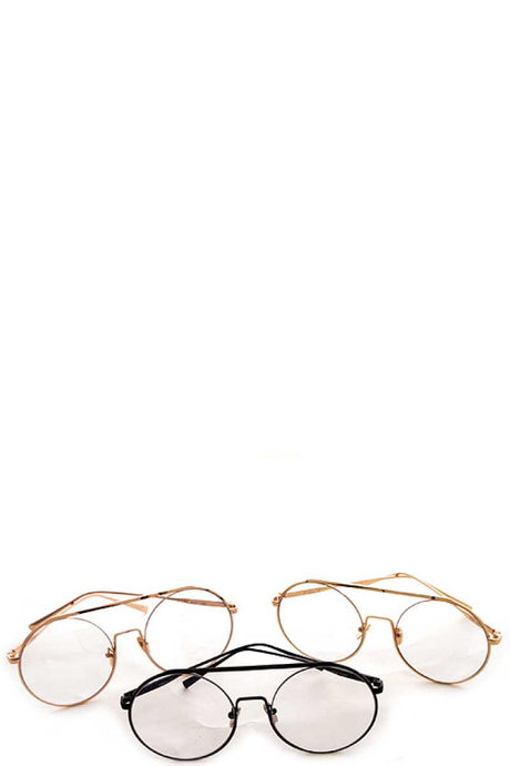 Designer Chic Eye Glasses - Creole Couture Boutique