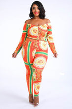 Off Shoulder Top & Leggings Set - Creole Couture Boutique