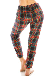 Flannel Pj Pants - Creole Couture Boutique