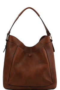 Chic Stylish Hobo Bag With Long Strap - Creole Couture Boutique