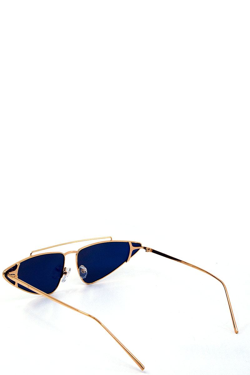 Modern Sexy Sleek Sunglasses - Creole Couture Boutique