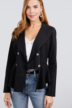 I'm Bossy Double Breasted Jacket - Creole Couture Boutique