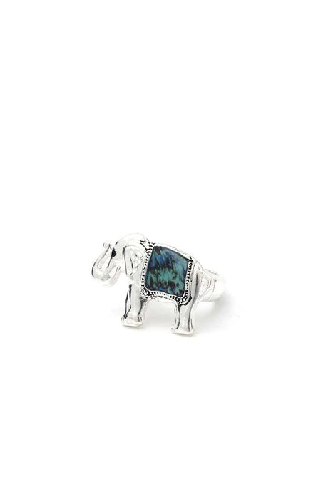Elephant Stretch Ring - Creole Couture Boutique