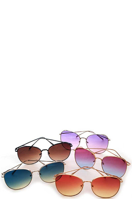 Fashion Chic Stylish Sunglasses - Creole Couture Boutique