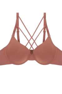Plunge Cage Front Bra - Creole Couture Boutique
