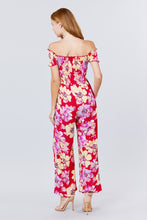 Abiba Wide Leg Jumpsuit - Creole Couture Boutique