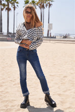 Aemele Dark Blue Jeans - Creole Couture Boutique