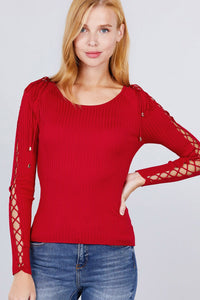 Calliope Sweater Top - Creole Couture Boutique