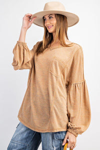Philippa Hacci Sweater Top - Creole Couture Boutique