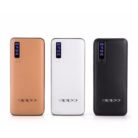 Sam20K Powerbank + Oppo 20800mAh