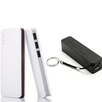 Buy Sam20K PowerBank & Get Free 2600 mAh PowerBank