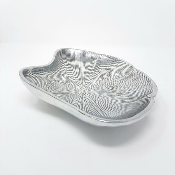 shell pewter bowl