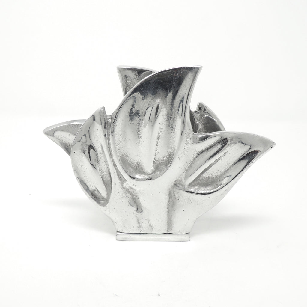 pewter napkin holder