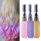 12 Colors Women Hair Dye Pen