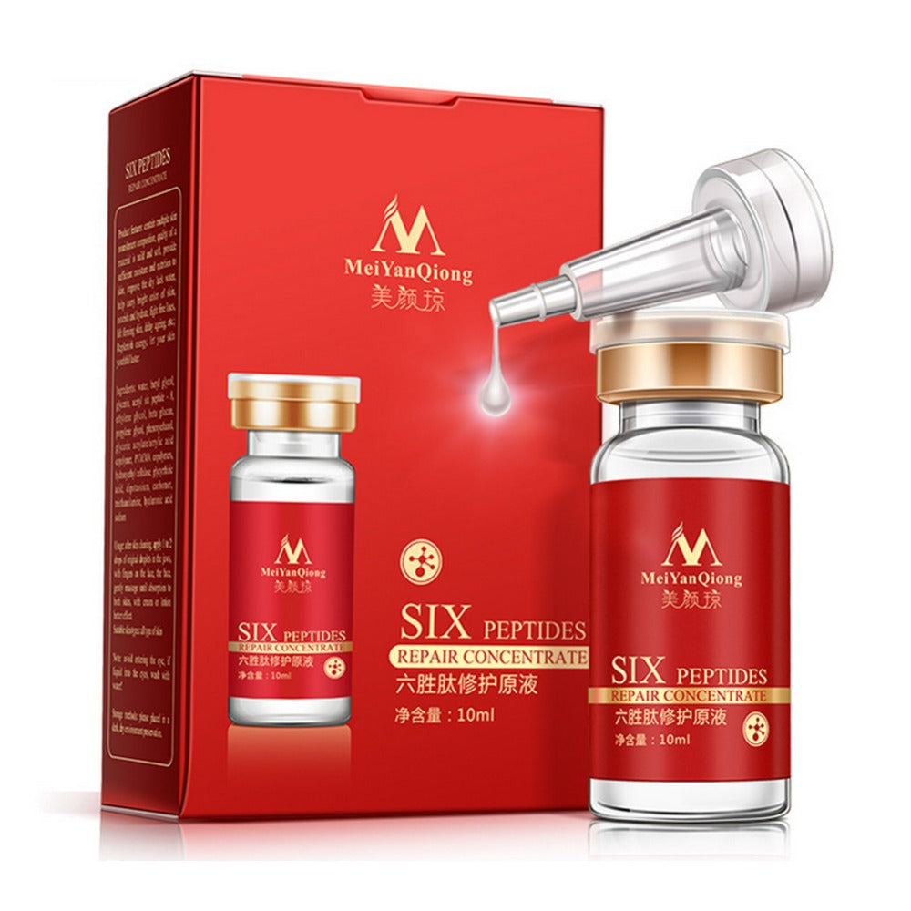 New 10ml Anti Wrinkle Aloe Vera Collagen Serum for Face Care