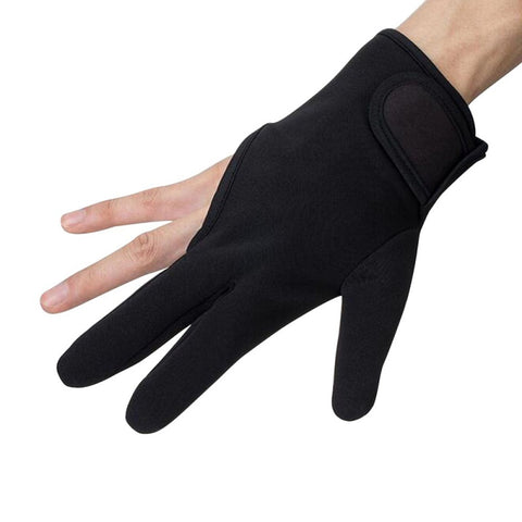 Pro Hair Styling 3 Finger Gloves