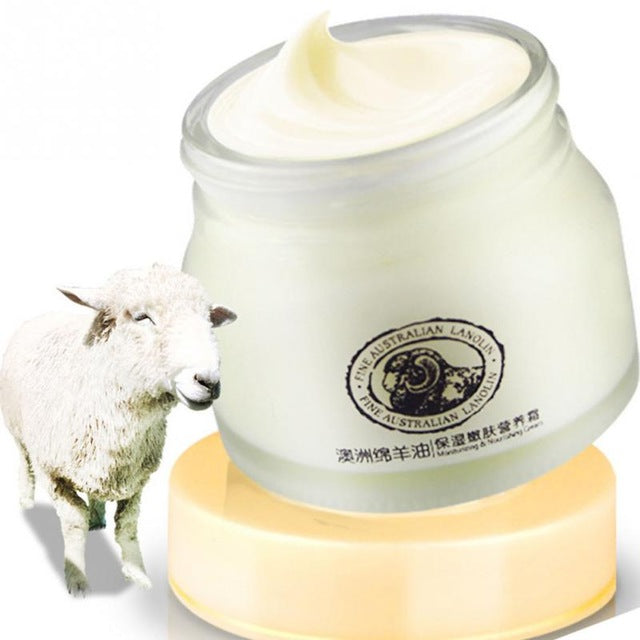 Anti-Aging Anti-Wrinkle Australian Sheep Cream for Face