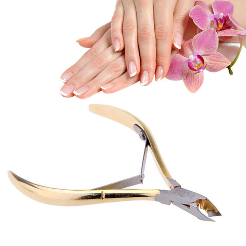 Dead Skin Stainless Scissor Clippers Remover for Nails