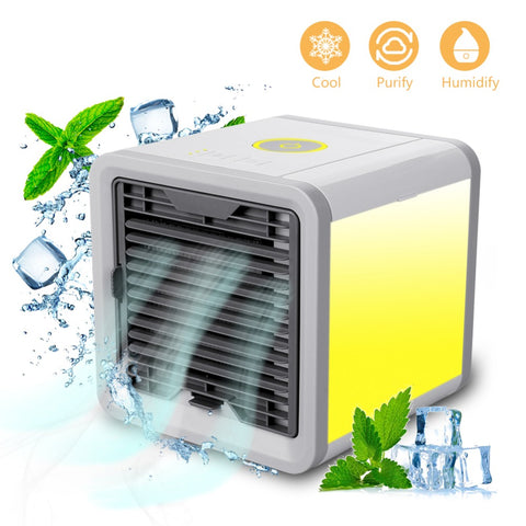 2018 Tonha Personal Space Air Conditioner with Humidifier and Air Purifier