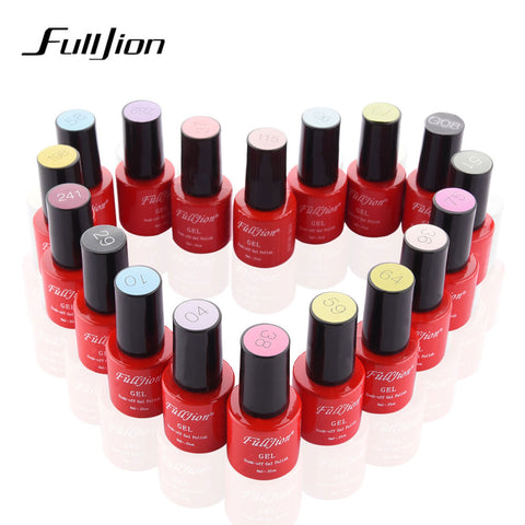 Elegant Polish Candy Colors Gel for Nails