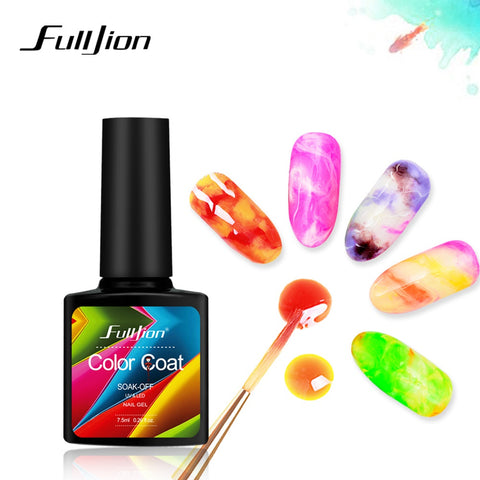 Clear Magic Blooming Painting Polish Gel for Nails