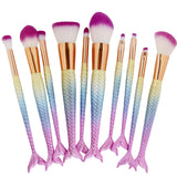 1/6/10pcs Contour Concealer Makeup Brushes